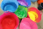 IOE - Colour Our Youth NYW2013 Paint Buckets Ready