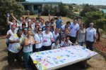 IOE - Volunteer Camp 2013 - The banner