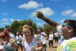 IOE - Volunteer Camp 2013 - Paint fight