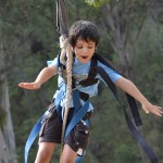 IOE- Family Camp Coonawarra March 2013 - Flying