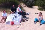 IOE - Volunteer Camp 2013 - Beach relax