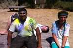 IOE - Volunteer Camp 2013 - Chilling