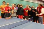 IOE- Sports Week 2013 - Table tennis players