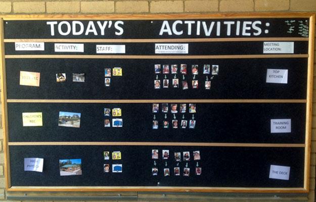 News-Communication-Board