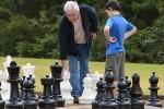chess with grandpa