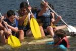 paddle standoff