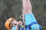 hanging high