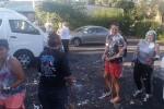 after camp van washing
