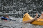 canoeing Fred style