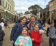 Sovereign Hill visit