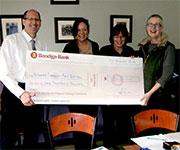 cheque from Bayswater Bendigo bank