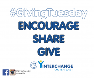Encourage Share Give