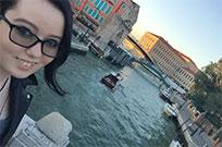 Lana in Venice