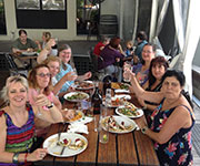 cheers - Yarra Glen outing