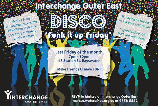 IOE disco details