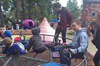 SAS at Anakie Fairy Park