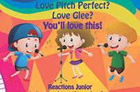 Reaction Jnr poster