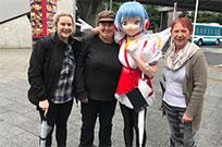 Maddys Japan trip