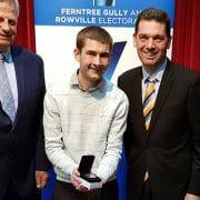 Victoria Day award for Thomas